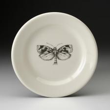 Bread Plate: Oak Moth
