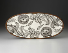 Fish Platter: Hedgehog #2