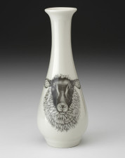 Bud Vase: Suffolk Sheep