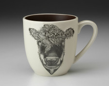 Mug: Hereford Cow