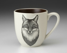 Mug: Fox Portrait