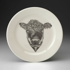 Salad Plate: Hereford Cow