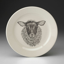 Salad Plate: Suffolk Sheep