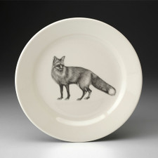 Salad Plate: Red Fox