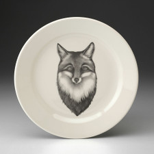 Salad Plate: Fox Portrait