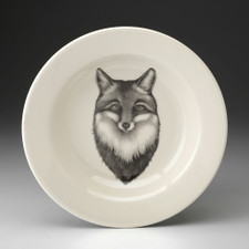 Soup Bowl: Fox Portrait