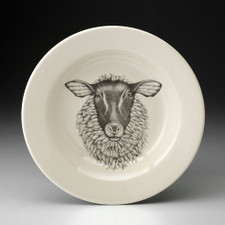 Soup Bowl: Suffolk Sheep