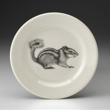 Bread Plate: Chipmunk #2