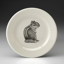 Bread Plate: Chipmunk #3