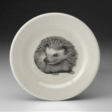 Bread Plate: Hedgehog #2
