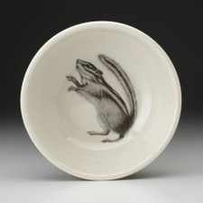 Cereal Bowl: Chipmunk #1