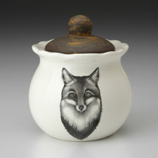 Sugar Bowl: Fox Portrait