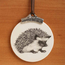 Ornament: Hedgehog #1