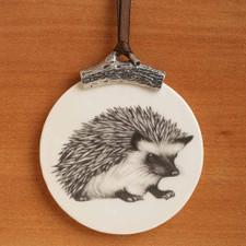 Ornament: Hedgehog #1