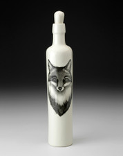 Bottle: Fox Portrait