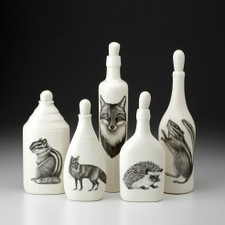 Set of 5 Bottles: Woodland #2