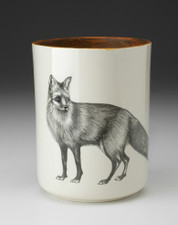 Utensil Cup: Red Fox