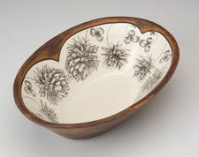 Large Serving Dish: Clover