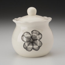 Sugar Bowl: Four-leaf Clover
