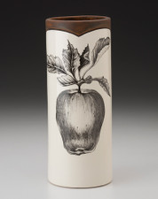 Small Vase: Apple