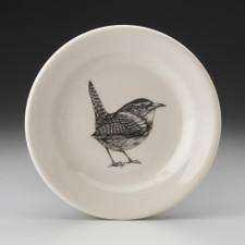 Bread Plate: Carolina Wren