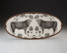 Fish Platter: Hereford Bull