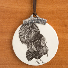 Ornament: Turkey