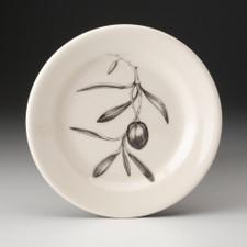 Bread Plate: Single Olive