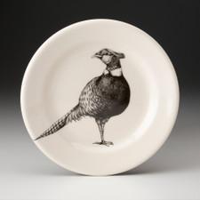 Bread Plate:  Pheasant #1