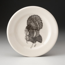 Bread Plate:  Turkey