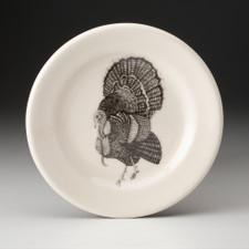 Bread Plate:  Turkey