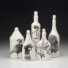 Set of 5 Bottles: Pheasant & Turkey Set
