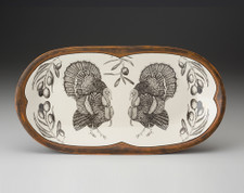 Rectangular Serving Dish: Turkey
