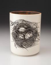 Utensil Cup: Quail Nest
