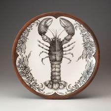 Large Round Platter: Lobster