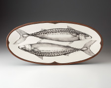 Fish Platter: Mackerel