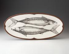 Fish Platter: Mackerel