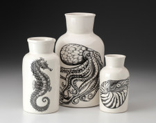 Set of 3 Jars: Octopus Set