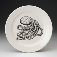 Salad Plate: Octopus