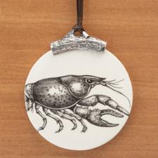 Ornament: Crawfish