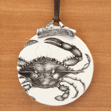 Ornament: Blue Crab