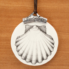 Ornament: Scallop