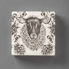 Wall Box: Suffolk Sheep