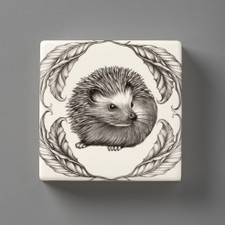 Wall Box: Hedgehog #2