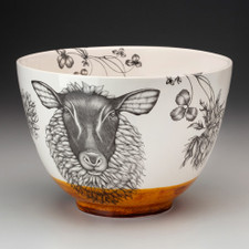 Large Bowl: Suffolk Sheep