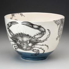 Large Bowl: Crab