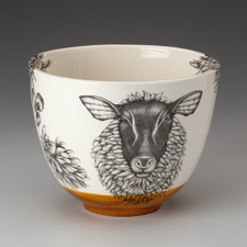 Medium Bowl: Suffolk Sheep