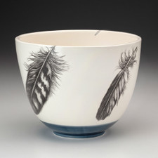 Medium Handmade Ceramic Bowl Laura Zindel Designs