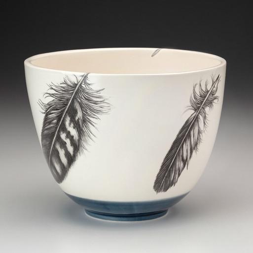 Medium Handmade Ceramic Bowl Laura Zindel Designs