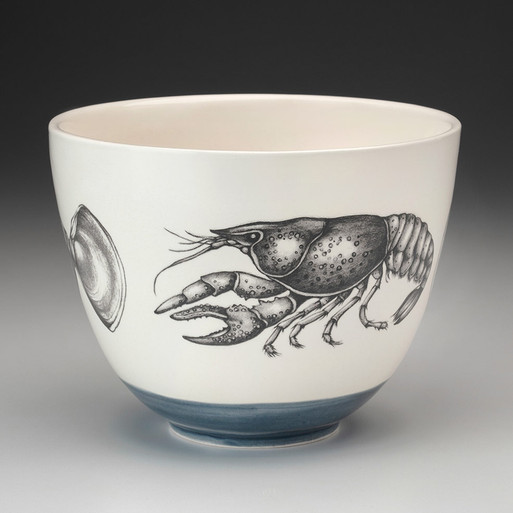 Crawfish - Handmade ceramic Bowl Laura Zindel Designs
